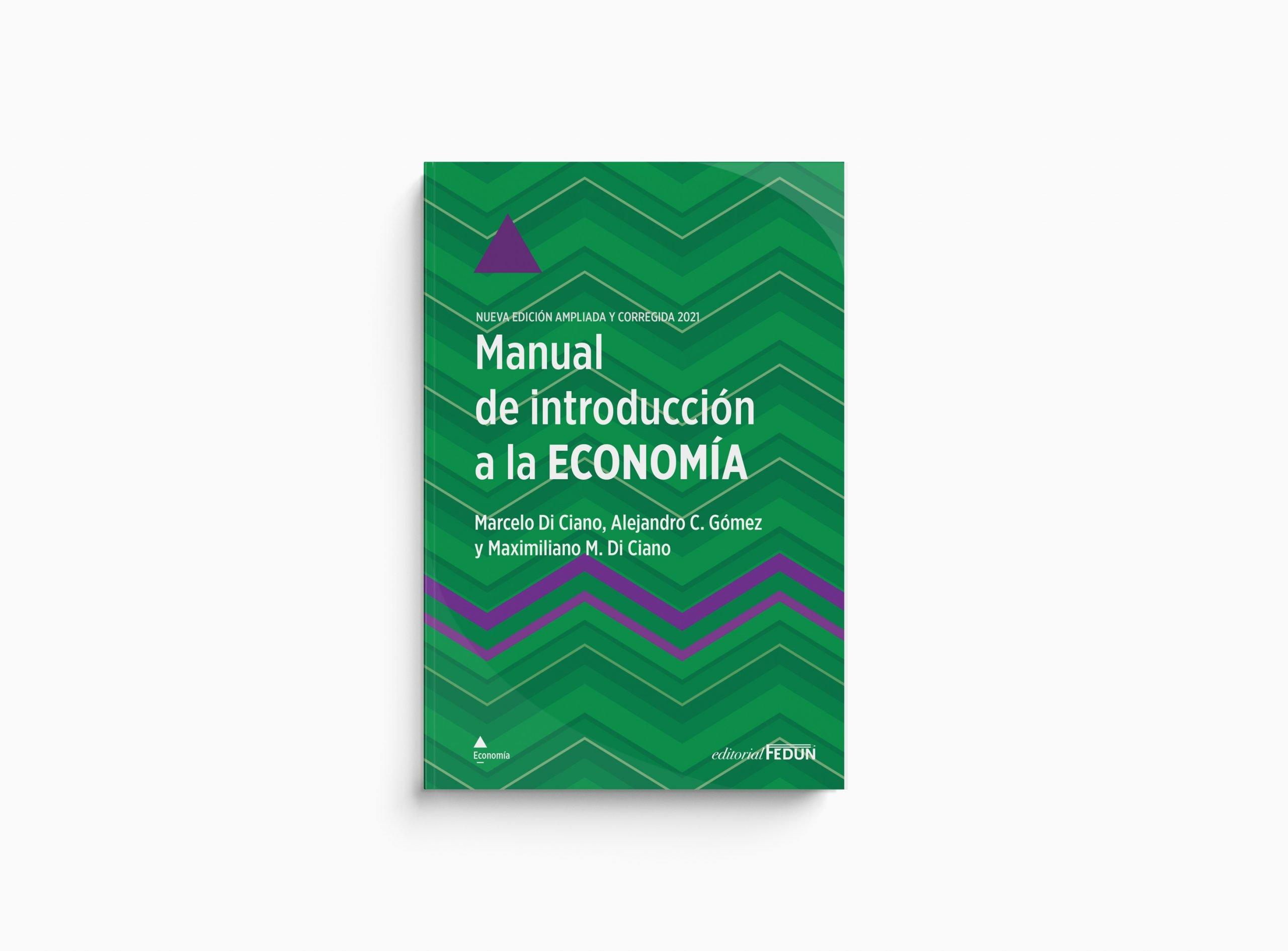 Manual de introducción a la economía